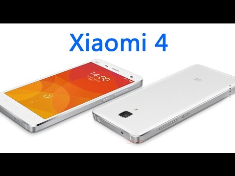 Xiaomi 4/Mi4  First Look! Working Process Of Xiaomi 4