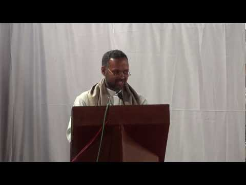 Annual Day 2011 - Chief Guest's Speech