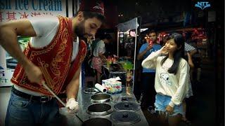 Du lịch - Anh bán kem Thái lan troll gái xinh (Travel - Funny Ice cream man in Thailand)