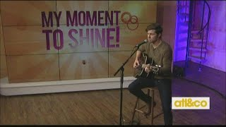 Country artist John King performs on A&C