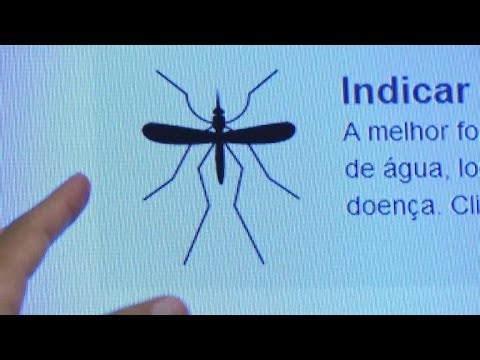 World Cup: With handy app, Brazilians hope to fight dengue