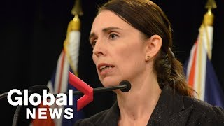 New Zealand shooting:'We are all unified and grieving together,' says Ardern