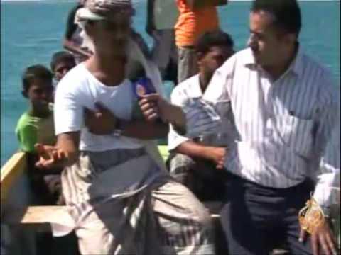 تضرر قطاع الصيد البحري في اليمن مع