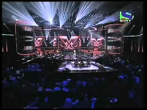 X Factor India - Piyushs breath taking rock on Bheege Honth...