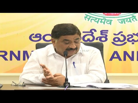 AP Cabinet Meeting Press Briefing By Hon'ble Minister For Information & Public Relation Live