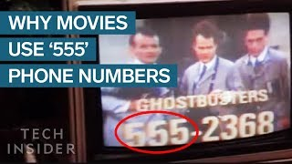 Why Movie And TV Show Phone Numbers All Use 555