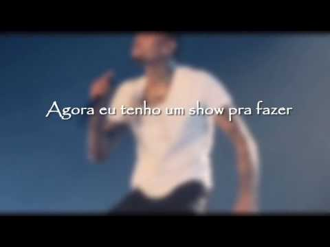 Chris Brown - Lucky Me (Lyrics)