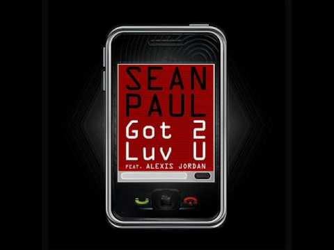Sean Paul feat. Alexis Jordan - Got 2 Luv U (Piano Cover)