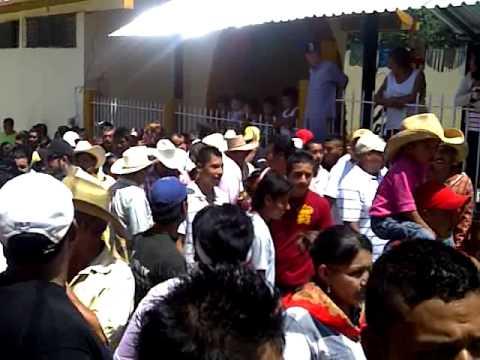 Chichihualco - Paseo del Pendon 2011 - 2da Vuelta por la colonia la industria