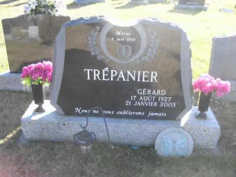 Cochrane Catholic Cemetery Video 3