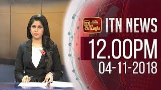 ITN News 2018-11-04 | 12.00 PM