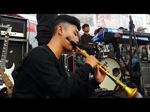JUARA PEMAIN TEROMPET SUNDA MUDA BERBAKAT - Talented Trumpet Sundanese Trumpet