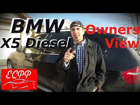 BMW X5 Diesel Long Term Review - Owners Experience