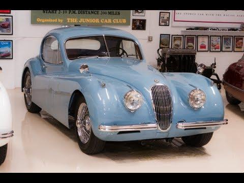 1954 Jaguar XK120M - Jay Leno's Garage