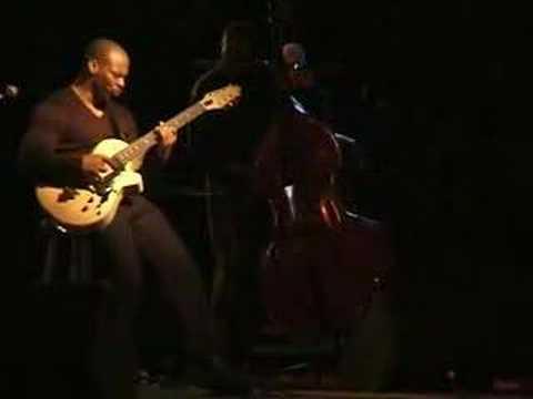 Kevin Eubanks Live Blues Jam