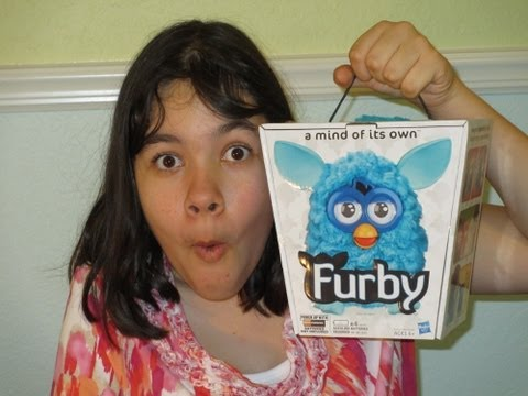 New 2012 Furby Review- is it fun for preteens?