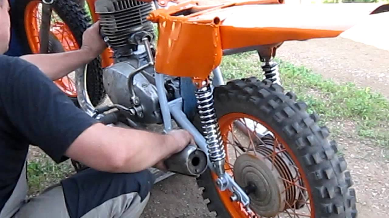 Инжектор на мотоцикл иж