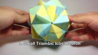 Top 10 Origami