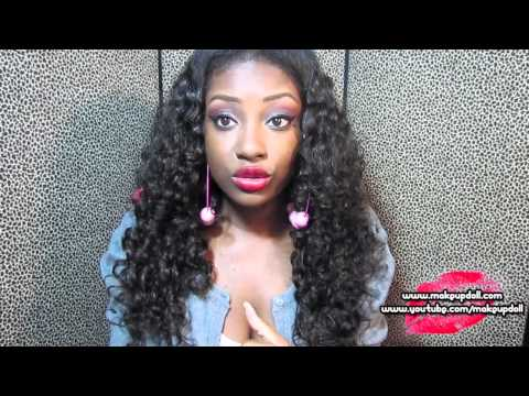 Review: Ashley Hair Company Virgin Brazilian Curly.
