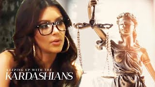 7 Reasons Why Kim Kardashian Will Be A Great Lawyer | KUWTK | E!