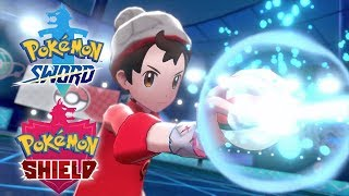 Pokemon Sword And Shield - New Pokemon, Characters And Gigantamaxing