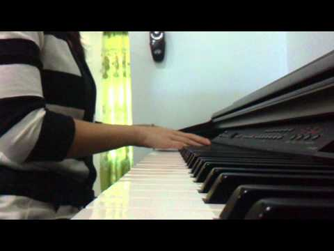 Ss501- Love Ya [piano] video