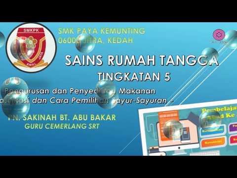 PAK 21 - SAINS RUMAH TANGGA SMK PAYA KEMUNTING JITRA KEDAH