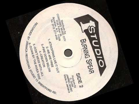 Burning Spear ‎-- Burning Spear ( full album) studio1 records1973