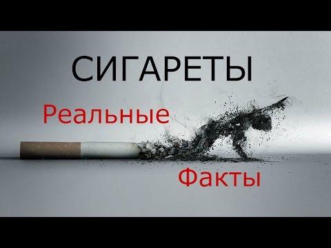 Сигареты: Реальные Факты (Минусы и Плюсы)