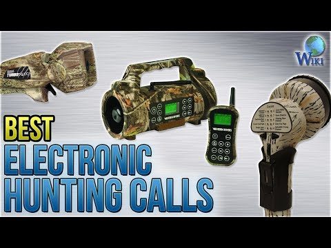 9 Best Electronic Hunting Calls 2018