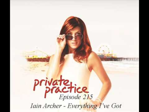 Iain Archer - Everything I&#039;ve Got