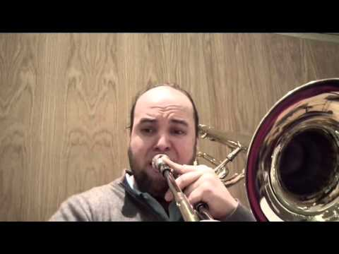 Contrabass Trombone vs Bass Trombone Act Contrabass Trombone