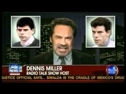 DENNIS MILLER 2010 BEST OF MILLER TIME on the O'REILLY FACTOR Fox News
