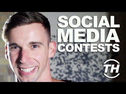 Social Media Contests - John Ibbitson Discusses Model River Viipperi and His PR Strategies