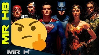 IS JUSTICE LEAGUE THE WORST SUPERHERO MOVIE? MR H8 REVIEWS