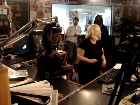 Jenny Boom Boom from Hot 93.7 interviews Day 26 part 2! Video