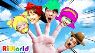 Finger Family Song by RIWORLD
