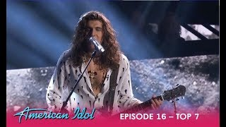 Download Lagu Cade Foehner: Puts His Unique SPIN On Jewel Song And KILLS IT!   American Idol 2018 Gratis STAFABAND