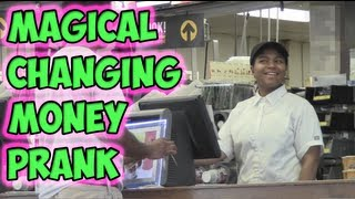 Magical Changing Money Prank
