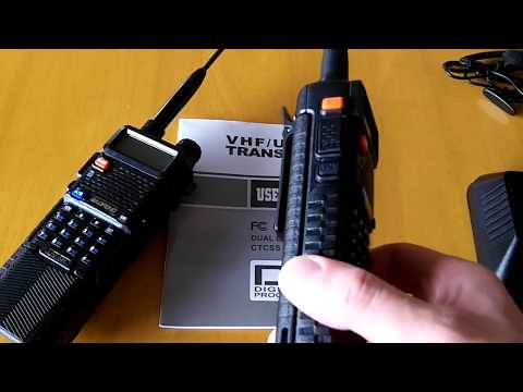 Review of Baofeng UV5RA Ham Two Way Radio 136-174/400-480 MHz Dual-Band