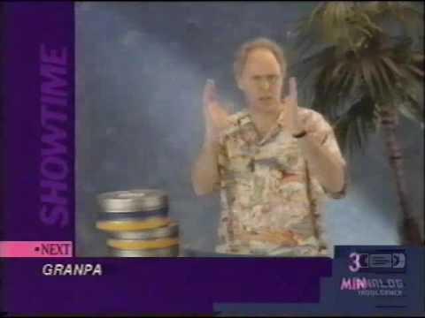 John Lithgow | LA Story & The Missing Scene | Showtime | Promo | 1992