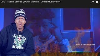"""DDG - """"Take Me Serious"""" (WSHH Exclusive - OFFICIAL MUSIC VIDEO)🔥 