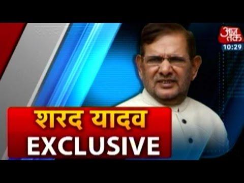 Sharad Yadav Exclusive: On New Janata Parivaar, Stable Governments & More