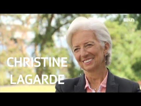 L'interview de Christine Lagarde