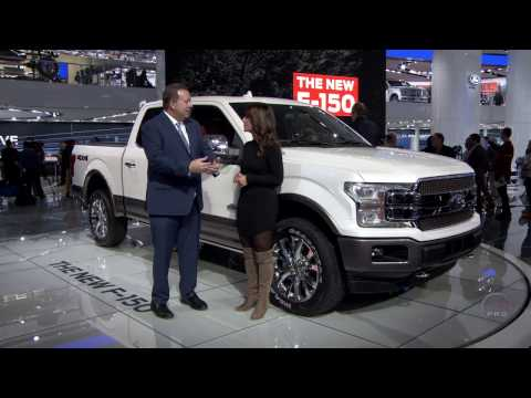 2018 Ford F-150 First Look