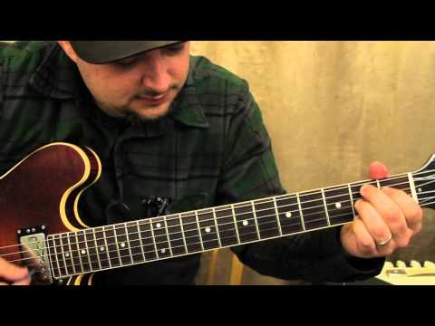 Blues Guitar Lessons - Blues Turnaround Lesson