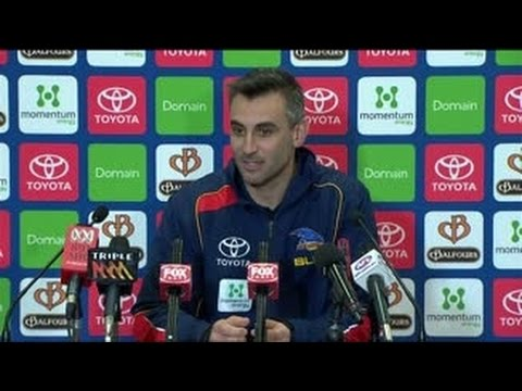 Scott Camporeale Post-Match: R17