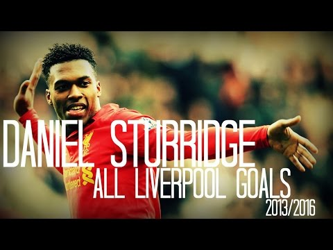Daniel Sturridge All 50 Goals for Liverpool FC - English Commentary - 2013-2016 (Just Goals)