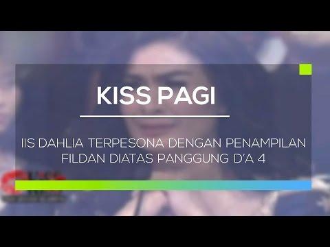 download lagu Iis Dahlia Terpesona Dengan Penampilan Fildan Diatas Panggung D'A 4 - Kiss Pagi gratis