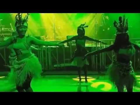 Touch of Africa attend Århus Reggae Festival 2015